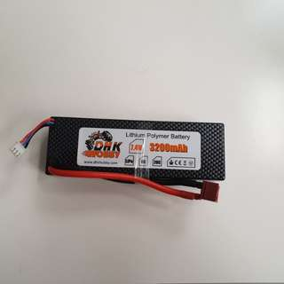Lithium Polymer Battery for RC Car