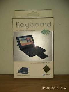 Case samsung tab dengan keyboard bluetooth