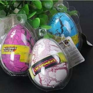 Giant Dinosaur Egg Novelty Toy