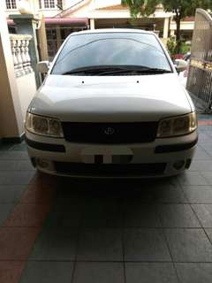inokom matrix 1.6 auto