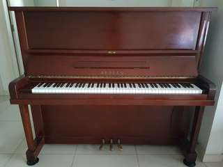Used upright piano