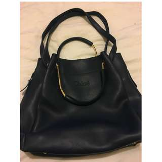 Chloe - Midnight Blue Bag