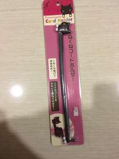 Cat cord holder 耳機 充電線 繞線器