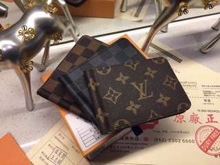 Louis Vuitton Money Clip