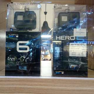 Kredit Kamera GoPro Hero 5&6