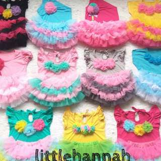 Made to Order/Instock - Baby Toddler Girl Kids Tutu Set (newborn - adult)