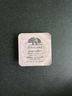 Origins Original Skin Retexturizing Mask With Rose Clay 10ml