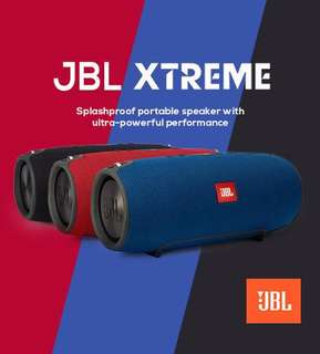 JBL Extreme Speaker (NEW) 1 year local warranty