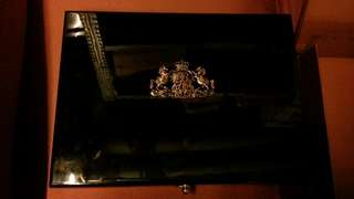 雪茄盒(木製)