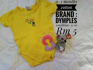 Rompers 0-3 months