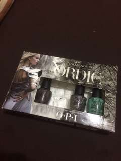 Opi mini Nordic series