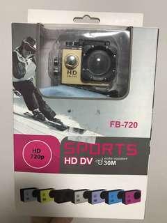 AUTHENTIC Sports HD DV Camera