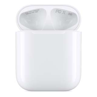 AIRPODS charging case (Charging case only. NO earphones)