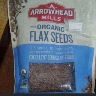 SALE! Arrowhead Mills Organic Flax Seeds