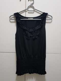 My preloved Unica Hija black Top ❤