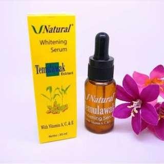 Serum V Natural Temulawak