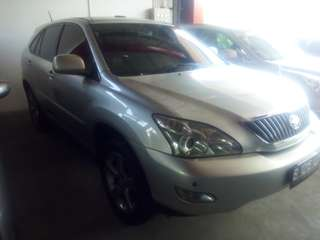 Toyota Harrier 2.4 2005