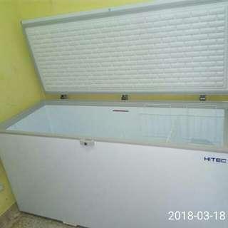 Deep Freezer 550L Baru