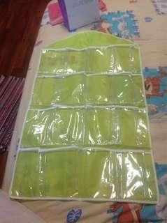Apple Green Plastic Holder