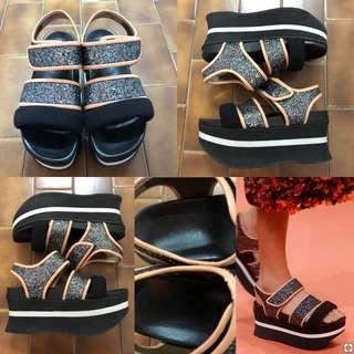 38 Marni platform sandals