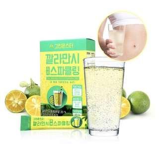 [GREEN MONSTER] 排毒四季橘汁😍加快排走油脂毒素~增加抵抗力💪🏻