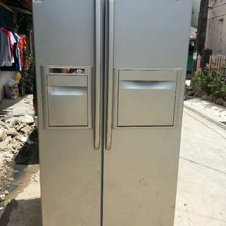 Zipel by samsung korean heavy duty  fridge sale or swap