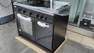 Dapur 3 burner with oven