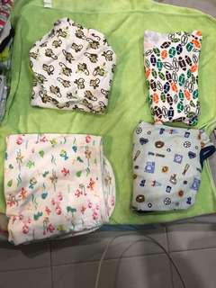 Swaddle blankets for infants