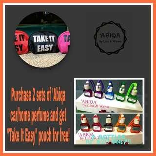 Abiqa Car / Home Perfume