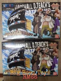 One Piece Grandship Marshall D.Teach