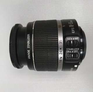 Canon EFS 18-55mm