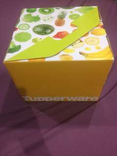 Tupperwear ORIGINAL So Fresh Set