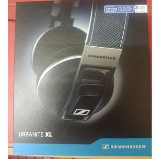 全新 SENNHEISER URBANITE XL