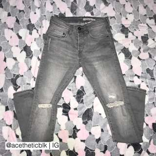 H&M SKINNY DENIM PANTS