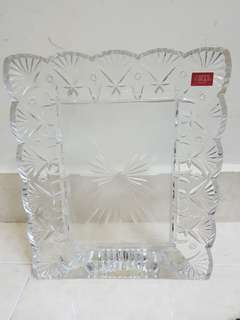 Cristal D'Arques Crystal Picture Frame