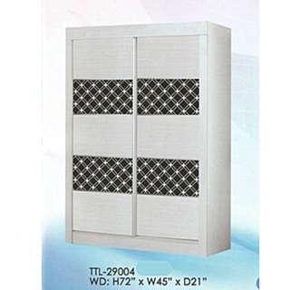 2 DOOR SLIDING WARDROBE MODEL - 29004