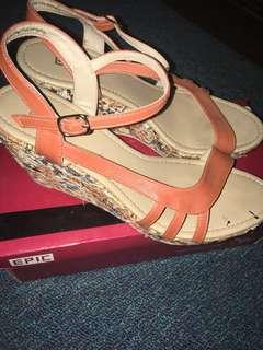 Wendolyn wedge heels