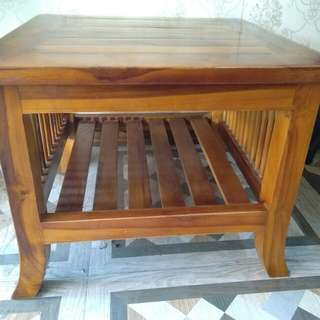 Narra center table / corner table for sale or swap