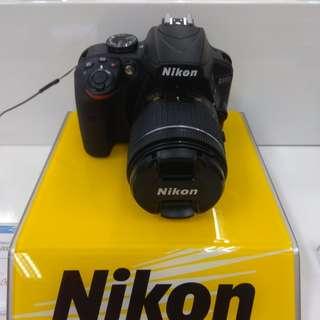 Kredit Kamera DSLR Nikon Promo Tanpa DP