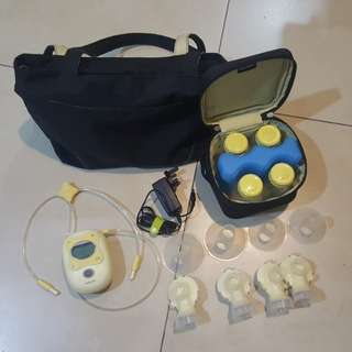 PL Medela Freestyle Breast Pump