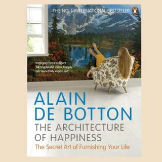 The Architecture of Happiness, Allain Bottom