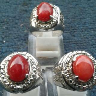 Red jade natural burma