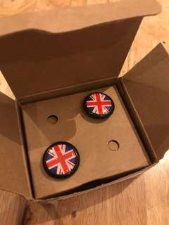 BN: Mini Door Lock Cover / Window / F Series / Union Jack