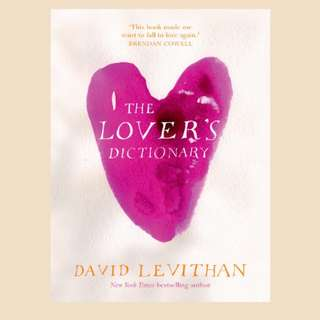 The Lover's Dictionary, David Leviathan