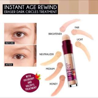 Maybelline Instant Age Rewind Concelear
