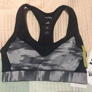 Adidas Techfit Crop Brand New With Tags