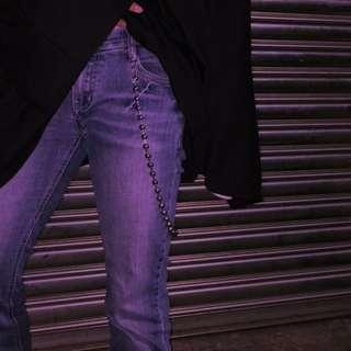 大圓珠褲鏈⛓️