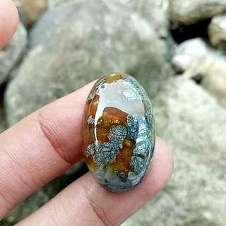 Batu badar perak