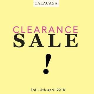 Calacara clearance sale