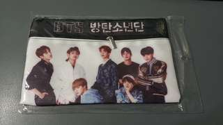 BTS Pencil Case